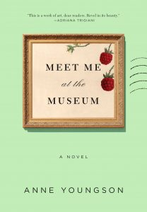 book cover of Meet Me at the Museum by Anne Youngson