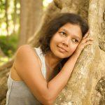 Image is of author Shubhangi Swarup.