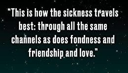 quote from The Dreamers by Karen Thompson Walker