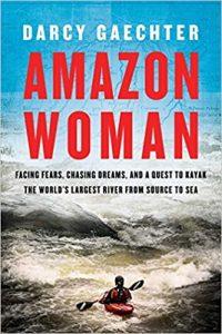 book cover Amazon Woman