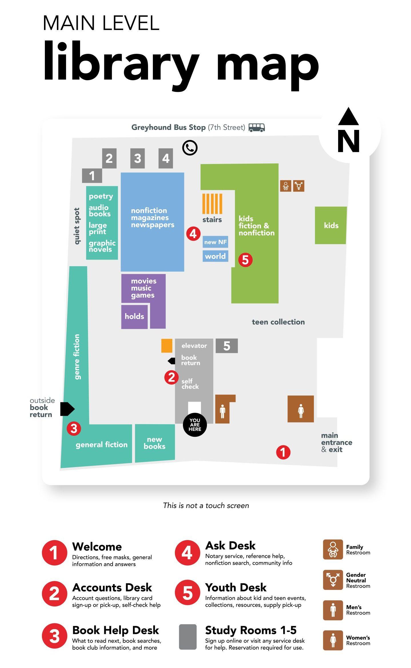 2021 5-19 Jumbotron XIBO Blue mail level map