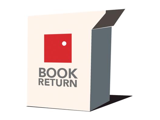 Book Drop generic illo